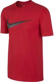 Nike Swoosh T-Shirt 707456 657 Red L