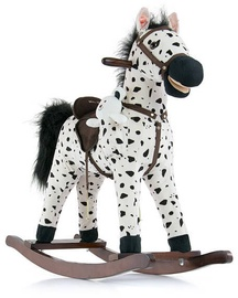 Milly Mally Rocking Horse Mustang Black Dot