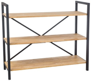 Signal Meble Loras R3 Storage Shelf 100x122cm Oak