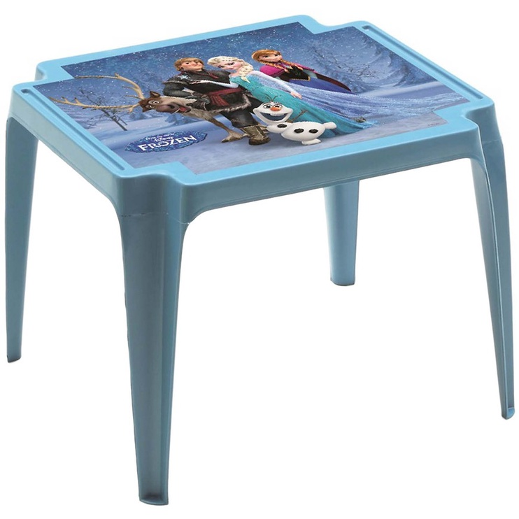 Стол Home4you Disney Frozen Children Table Blue