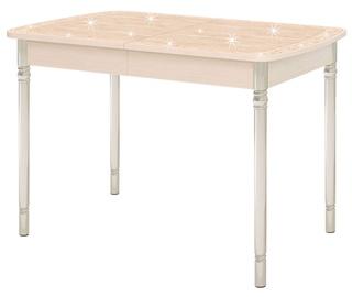 Pusdienu galds DaVita Orfej 29.10 Koburg Oak, 1800x700x750 mm