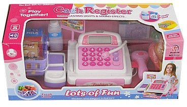 Tommy Toys Lots Of Fun Cash Register 462731