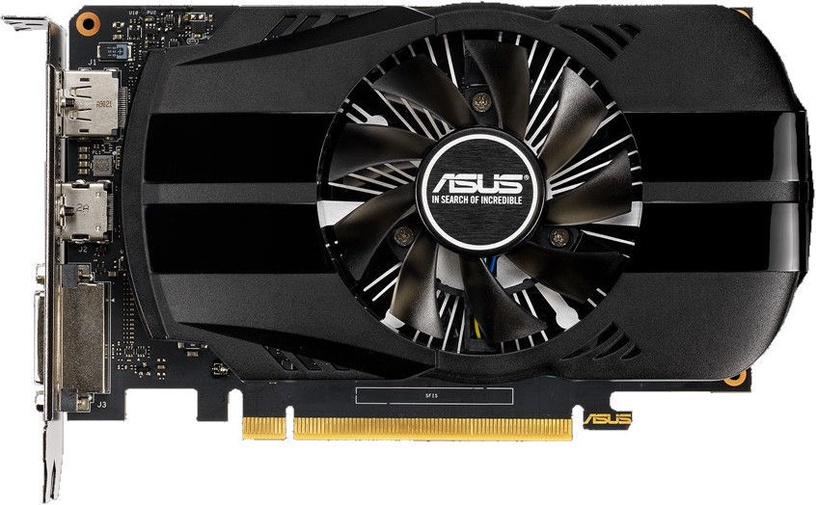 Videokarte Asus GeForce GTX 1650 PH-GTX1650S-O4G 4 GB GDDR5