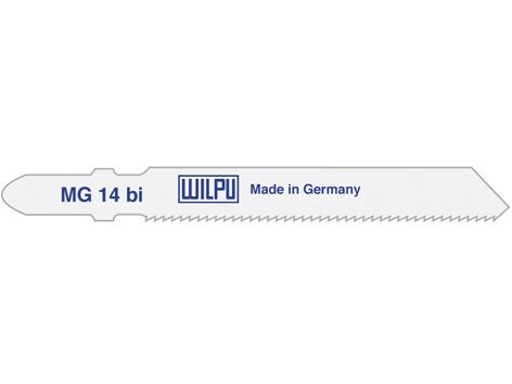 Asmeņu komplekts finierzāģim Wilpu MG 14 BI/T118EF, 5gab.
