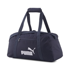 Puma Peacoat Sports Bag Navy Blue