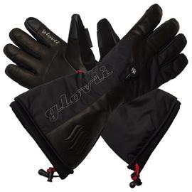 Pirštinės, Glovii Heated Ski Gloves, M, Black