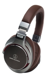 Ausinės Audio-Technica ATH-MSR7 SonicPro Brown