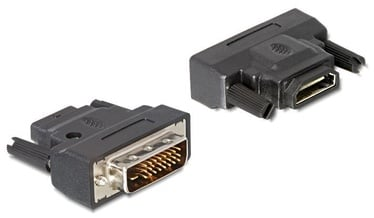 Delock Adapter HDMI to DVI-D with LED