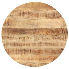 Столешница VLX Mango Wood Round 286007, коричневый, 700 мм x 700 мм