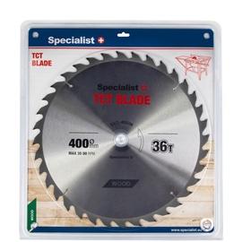 Griešanas disks Specialist+, 400 mm x 32 mm