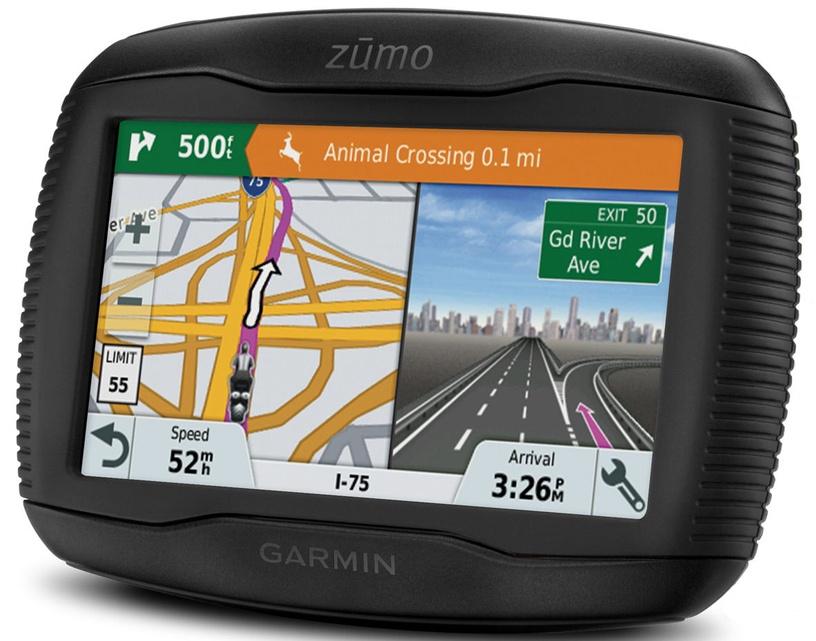 Garmin Zūmo 395LM Travel Edition