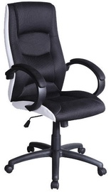 Signal Meble Office Chair Q-041 Black/White
