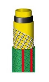 Šļūtene Fitt NTS Flash 15mmx15m, zaļa