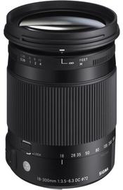 Sigma 18-300mm F3.5-6.3 DC Macro OS HSM for Nikon