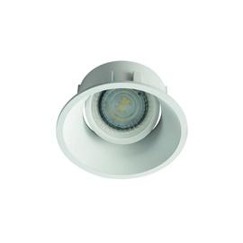 Įmontuojamas šviestuvas Kanlux Ivri DTO-W, 35W, GU10