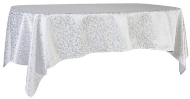 Home4you Tablecloth Gold&Silver 150x250cm