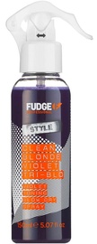 Fudge Clean Blonde Violet Tri-Blo Blow-Dry Spray 150ml
