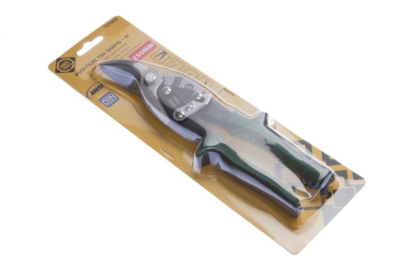 Šķēres metālam Forte Tools, labās 722002 250mm