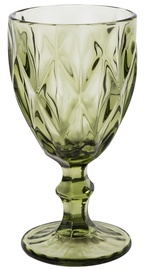 Home4you Coral Wine Glass 300ml Green