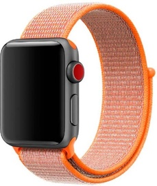 Devia Deluxe Series Sport3 Band For Apple Watch 44mm Nectarine