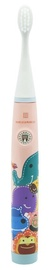 Marcus & Marcus Sonic Electric Toothbrush Pink