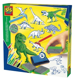 SES Creative Dinosaur Stamp Set 14919