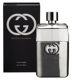 Tualetinis vanduo Gucci Guilty Pour Homme 90ml EDT