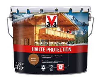 Impregnants Haute Protection, 10l zelta ozols