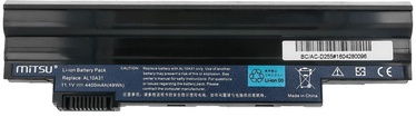 Mitsu Battery For Acer D255/D260 4400mAh