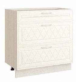 DaVita Tiffani 19.67 Kitchen Bottom Cabinet Astrid Pine/Melinga