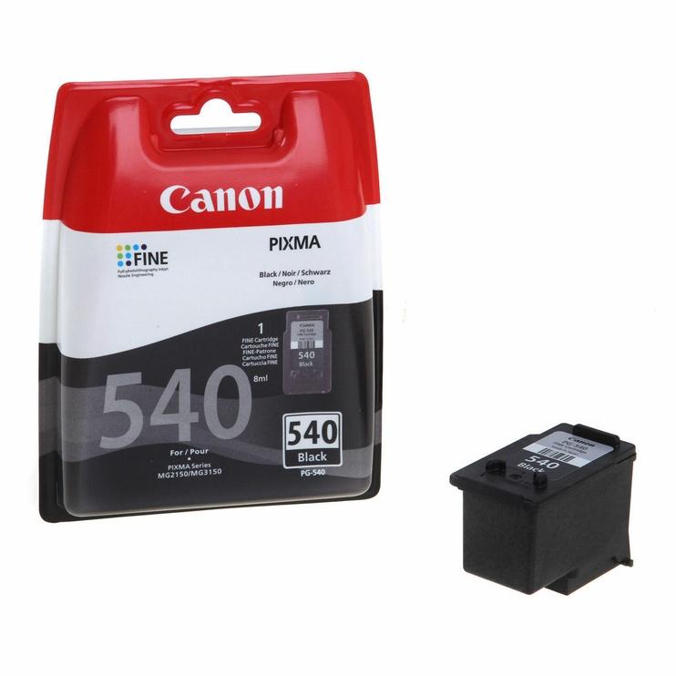 Кассета для принтера Canon PG-540 BLACK