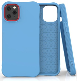 Fusion Solaster Back Case For Apple iPhone 12/12 Pro Blue