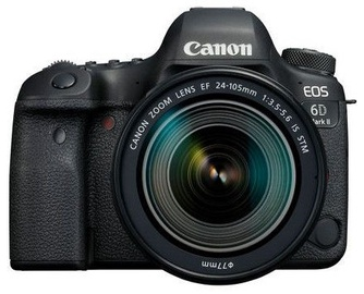 Canon EOS 6D Mark II + EF 24-105mm f/3.5-5.6L IS STM