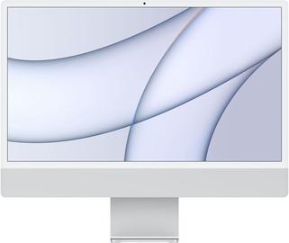 """Stacionarus kompiuteris Apple iMac / MGTF3ZE/A / 24"""" Retina 4.5K / M1 7-Core GPU / 8GB RAM / 256GB Silver LT"""