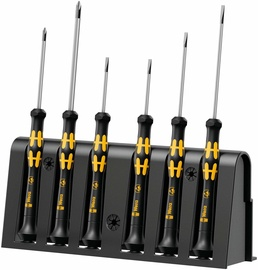 Wera Electronic Technician Screwdriver Set 1578 A/6ESD