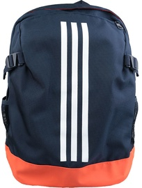 Adidas Power IV Fab Backpack DZ9441 Unisex One size Blue/White/Orange