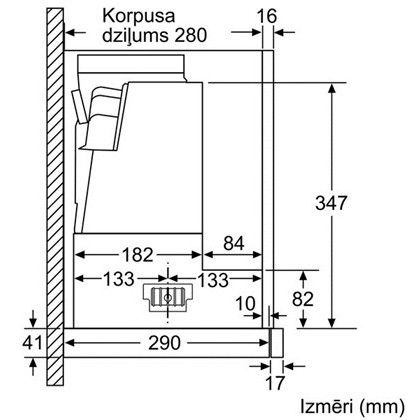 Garų rinktuvas Bosch DFR067A51