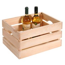 Medinė dėžė 69603, 40 x 30 x 23 cm