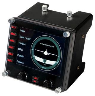 Logitech G Saitek ProFlight Instrument Panel