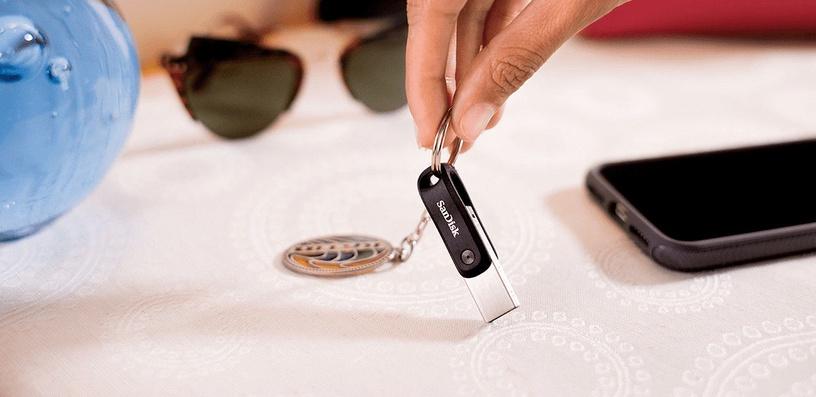 USB-накопитель SanDisk iXpand Go, 256 GB