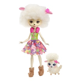 Lelle Mattel Enchantimals Lorna Lamb FCG65