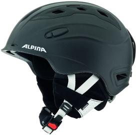 Alpina Snow Mythos Black 55-59