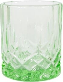 Home4you Tumbler Glass Iceland 300ml Green