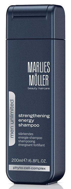 Marlies Möller Men Unlimited Strengthening Energy Shampoo 200ml