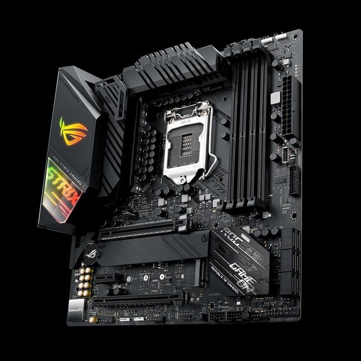 Mātesplate Asus ROG STRIX Z490-G GAMING (Wi-Fi)