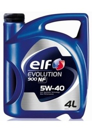 Elf Evolution 900 NF 5W40 Engine Oil 4l