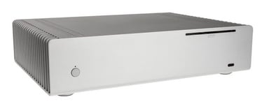 Streacom HTPC Case FC10 ALPHA Fanless With Optical Slot Silver