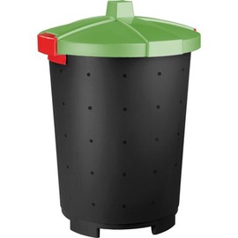 Spainis Bucket with lid, 65 l