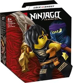 Konstruktorius lego Ninjago Cole vs. Ghost Warrior 71733