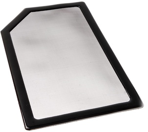 DEMCiflex Dust Filter Black DF0486 For Corsair Obsidian 750 Borrom